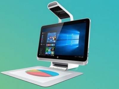 HP renueva la apuesta: el HP Sprout Pro quiere conquistar las aulas y los estudios de diseño