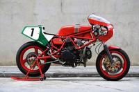 Ducati Racing TT2: Melancolía de competición