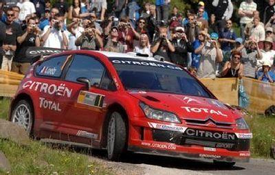 Loeb ya domina en Alemania