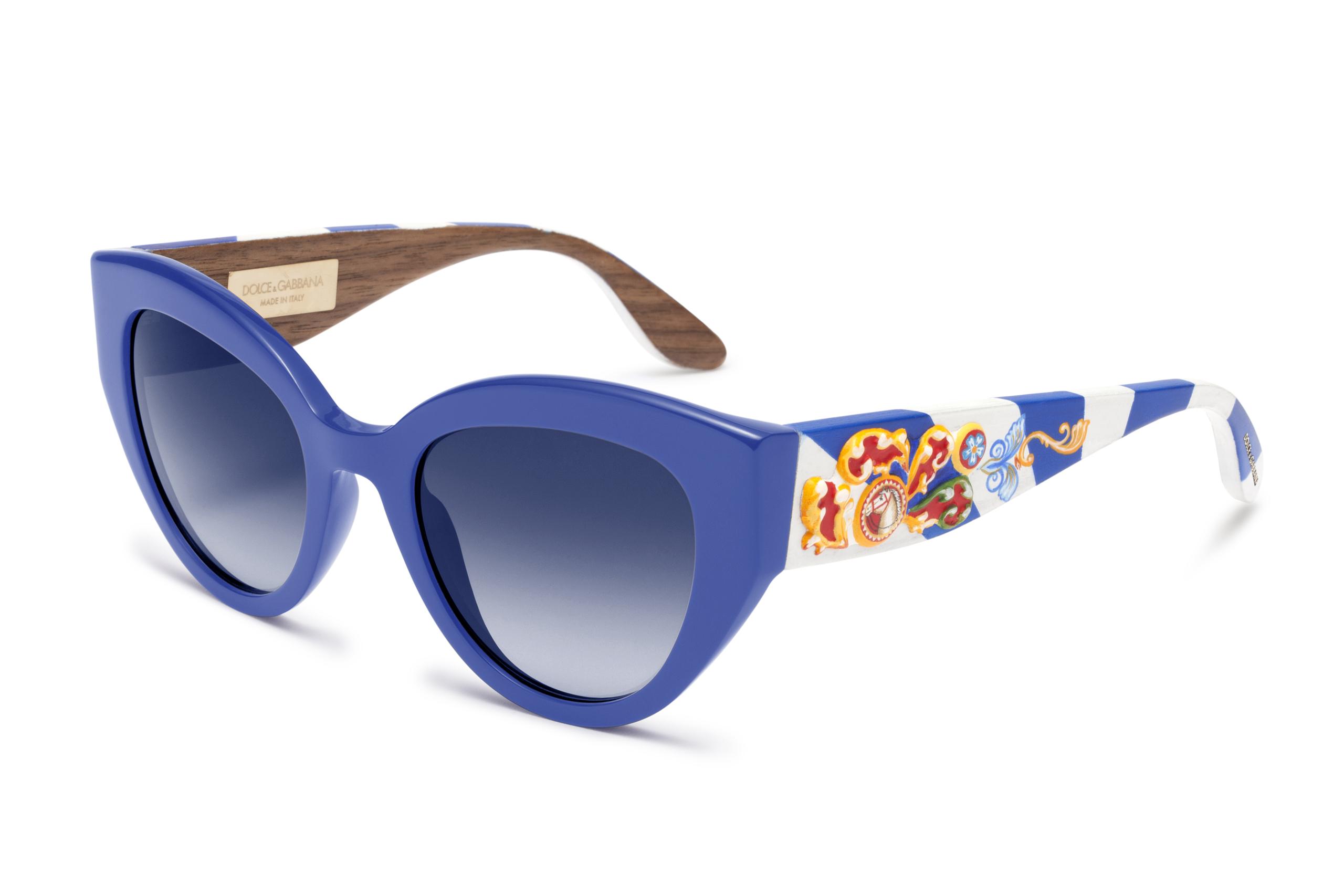 Foto de Gafas de sol Dolce Gabbana Sicilian Carretto (8/12)