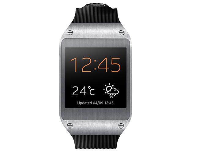 Foto de Samsung Galaxy Gear en imágenes (1/8)