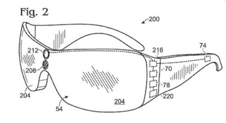 Kinect Glasses