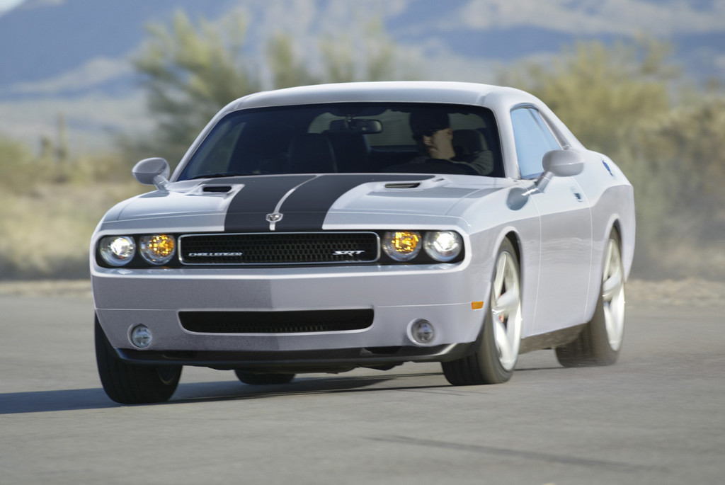Foto de Dodge Challenger SRT8 (96/103)