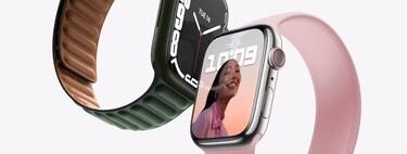 Tranquilos, coleccionistas: las correas de siempre serán compatibles con el nuevo Apple Watch Series 7
