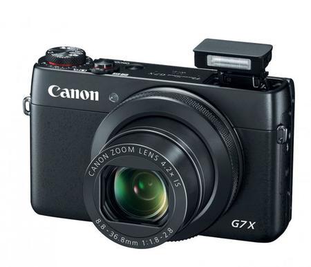 Canon PowerShot G7 X empezará su aventura por México en noviembre