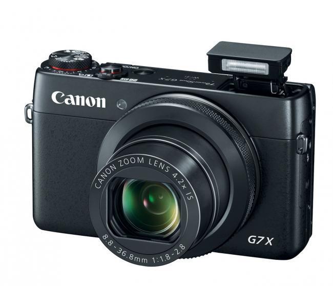 fotografia canon powershot g7: