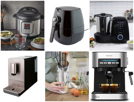 Cyber Monday 2020: mejores ofertas en robots de cocina y pequeños electrodomésticos