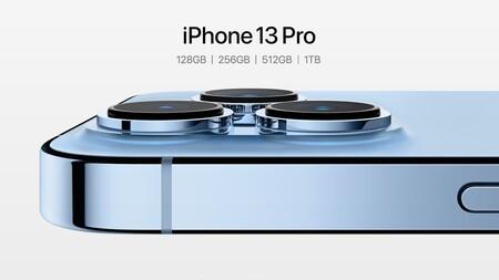 Iphone 13 Pro Max 4k Prores Un Minuto 6 Gb