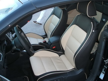 Fotos de la serie Individual para el Volkswagen Touareg, EOS y Passat