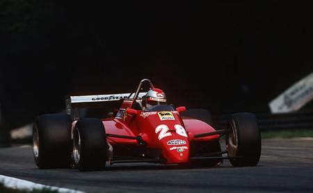 Mario Andretti Monza 1982