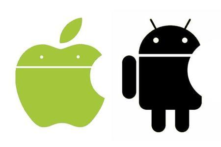 iOS vs Android, y sus cuotas de mercado en Europa (infografía)