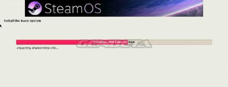 SteamOS instalador Debian
