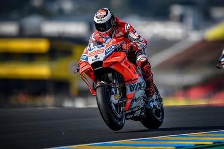 Jorge Lorenzo Gp Francia Motogp 2018