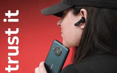 Los auriculares Nokia Noise Cancelling Earbuds con cancelación de ruido llegan a España: precio y disponibilidad oficiales