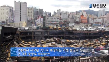 Dolorpasión™: arden 500 vehículos en un concesionario de Corea del Sur