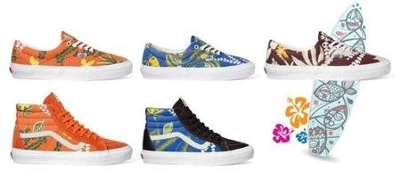 Zapatillas Vans Vault Aloha Pack