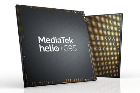 MediaTek Helio G95 es oficial: un nuevo procesador 4G para móviles 'gamers'