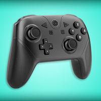 Control inalámbrico para Nintendo Switch de oferta en Amazon México: con vibración, giroscopio y lector NFC por 535 pesos