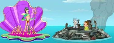 'Rick y Morty': la temporada 5 de la serie animada llega con un espléndido episodio que apunta a cambios interesantes