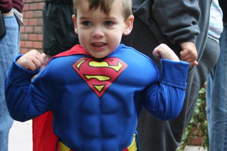 Los superhéroes podrían ayudar a los peques a lograr una alimentación saludable