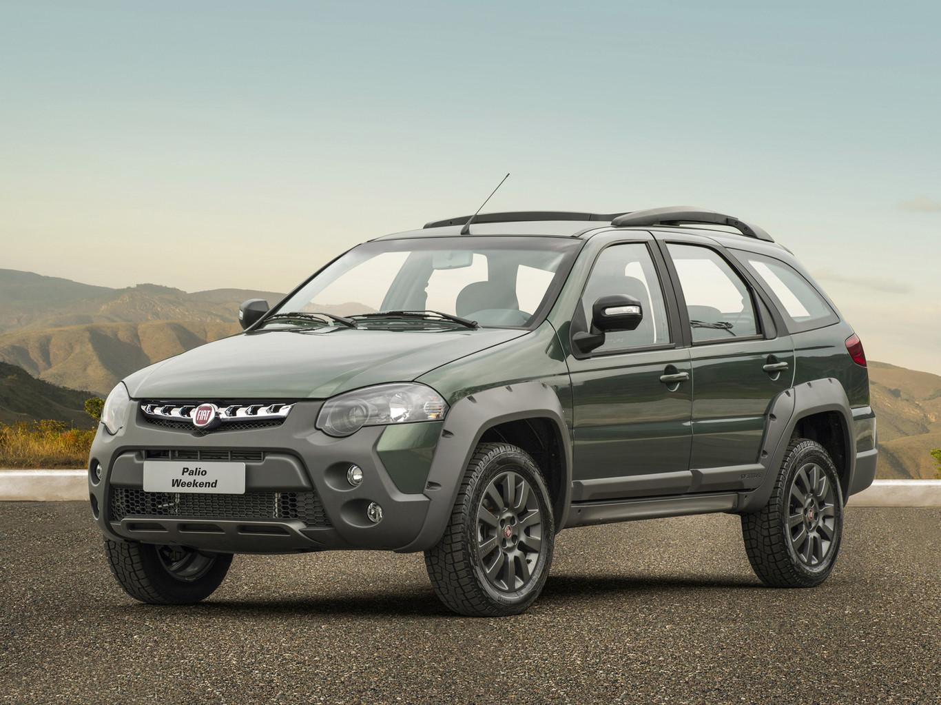 Fiat Palio Adventure 2018 En Mexico Opiniones Y Precios