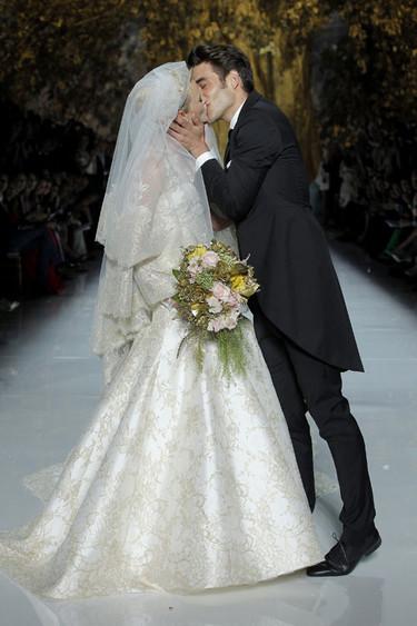 Desfile de Pronovias 2014: el primer amor... nunca se olvida