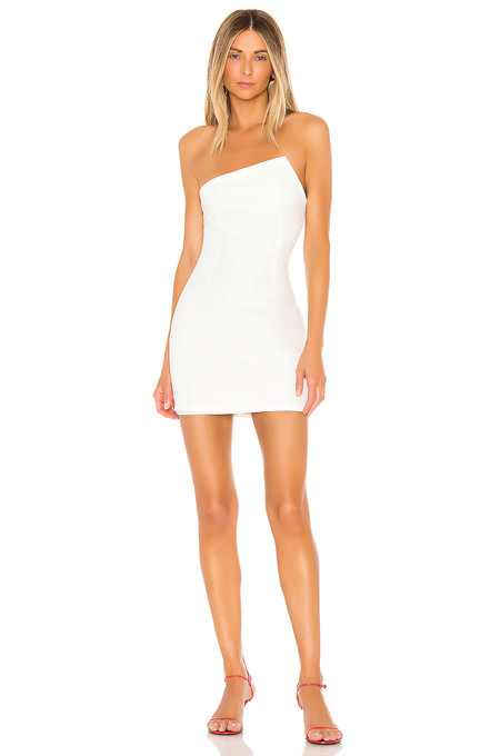 Vestido Blanco Verano 2019 16