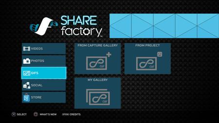 Gifs, Collages y más: esto es lo que ahora puedes hacer con  Sharefactory en PS4