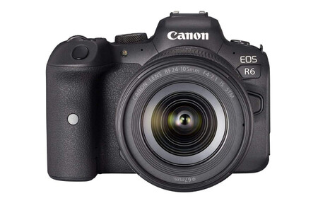Canon Eos R6 24 105mm