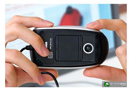 Un ratón con cámara ... extrañas curiosidades del mundo de la fotografía