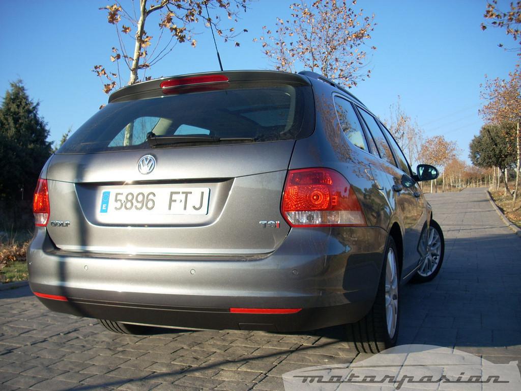 Foto de Volkswagen Golf Variant (10/40)