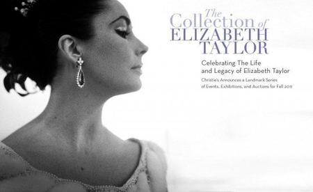 La colección de joyas de Elizabeth Taylor se expondrá antes de salir a subasta en Christies en diciembre 2011