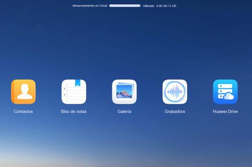 Huawei Cloud: cómo hacer una copia de seguridad de tu móvil en la nube de Huawei