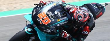 ¡Espectacular! Fabio Quartararo revienta el récord de Jerez y se lleva la primera pole del año