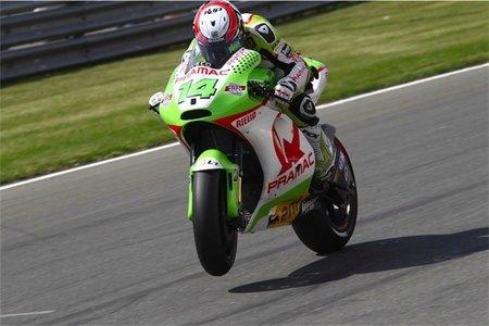 Randy De Puniet empieza a sonar para el mundial de Superbikes