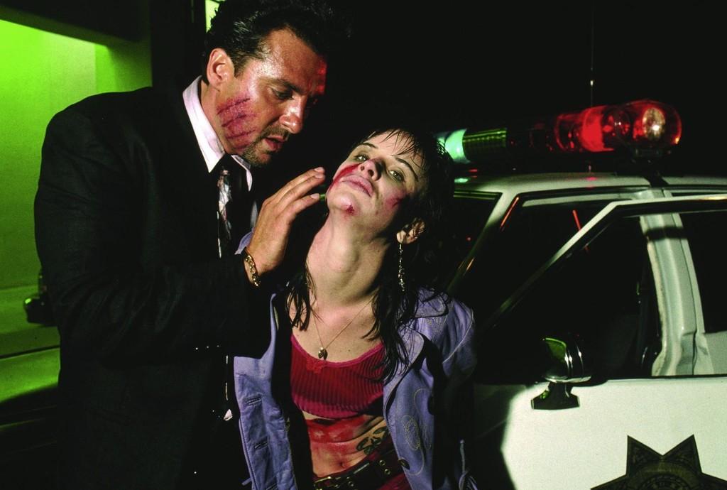 Juliette Lewis Tom Sizemore Asesinos Natos