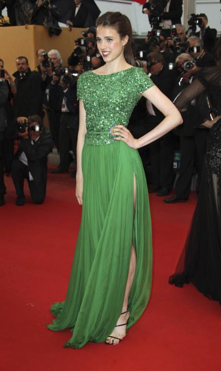 Festival de Cine de Cannes it girls Sarah Qualley