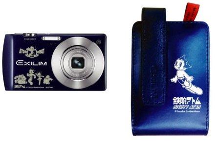 Cámara Casio Exilim en edición limitada y homenaje a Astro Boy