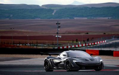 McLaren P1 GTR: su puesta de largo será en el Salón de Ginebra