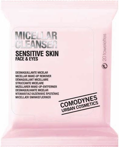 Micellar Cleanser Sensitive Skin Face & Eyes de Comodynes