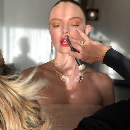Todos los detalles y secretos de belleza de las fiestas post-Oscars