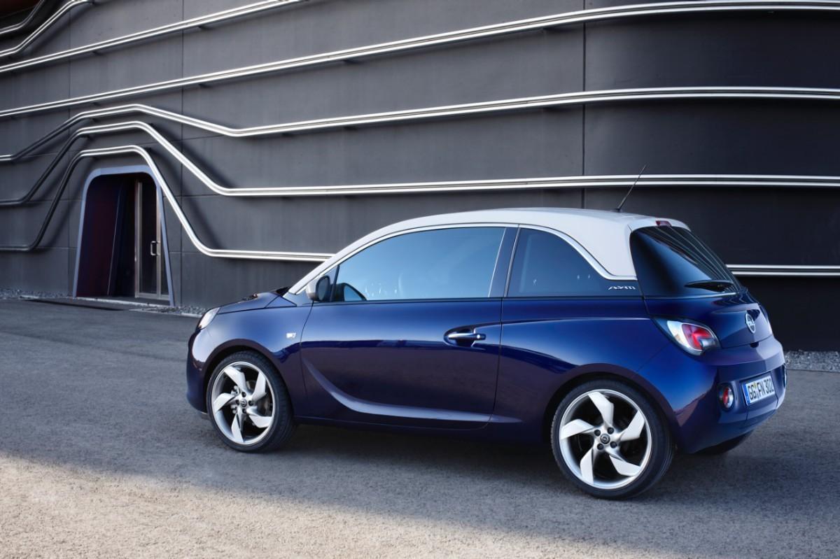 Foto de Opel Adam (40/50)
