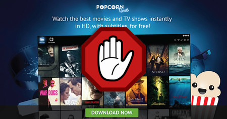 Hollywood ha logrado que 14 ISPs en Noruega bloqueen todas las webs de Popcorn Time y sus subtítulos