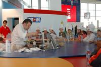 Los grandes chefs impartirán clases sobre hábitos nutricionales adecuados en las escuelas