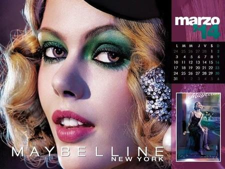 marzo maybelline 2014
