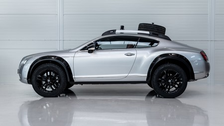 Bentley Continental Gt Offroad 3