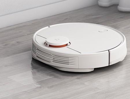 Xiaomi V2 Pro STYJ02YM, un robot que aspira y friega, en oferta por 269 euros y envío gratis desde España