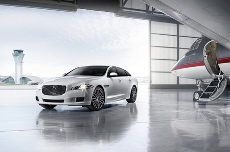 Jaguar presenta en China el Ultimate XJ