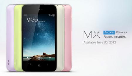 Meizu empezará a vender oficialmente su MX 4-core este fin de semana