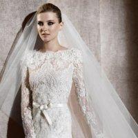 Elie Saab para Pronovias: el romanticismo se une al glamour